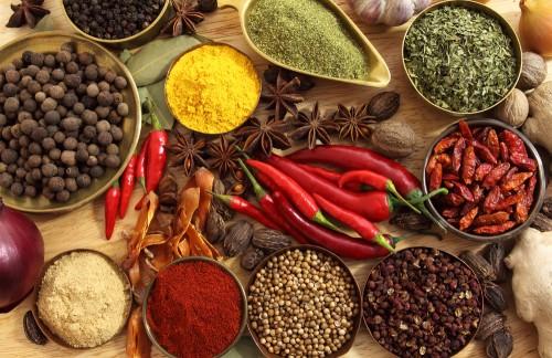 Spezie e Erbe Aromatiche