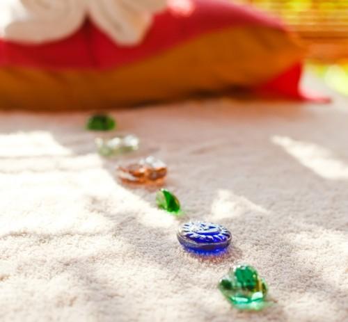 Introduzione all'utilizzo terapeutico di pietre e cristalli