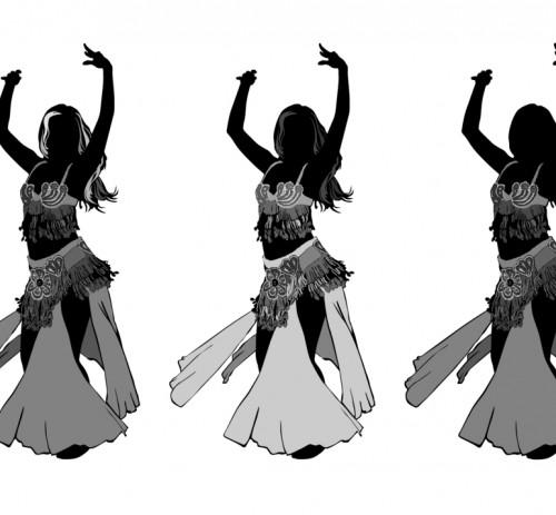 La danza orientale basata sugli archetipi