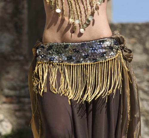 La danza orientale e i quattro elementi
