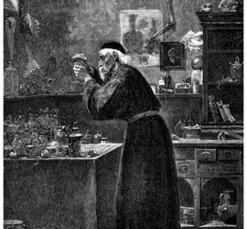 Le scoperte degli Alchimisti