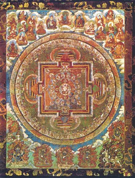 Mandala di Samvara