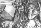 Albrecht Durer: Melencolia (1514)