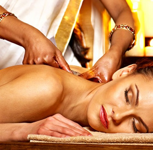 Corso Professionale di Massaggio Ayurvedico