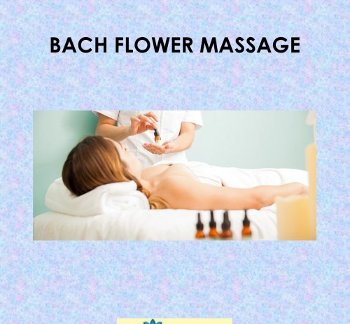 Bach Flower Massage