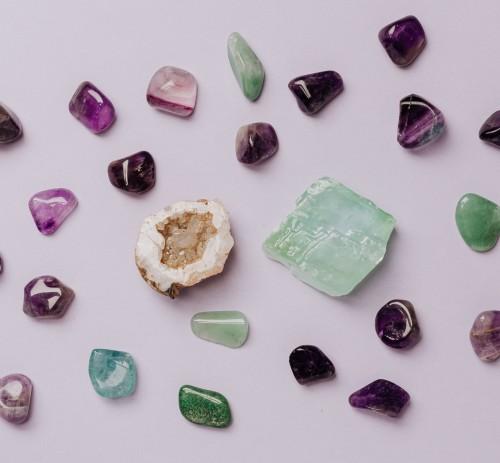I Cristalli e le 5 Ferite dell'Anima
